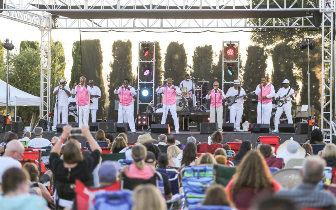 Best of Motown at Campos Family Vineyards